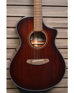 Breedlove Organic Collection Wildwood Concert Cutaway Ce Acoustic-Electric Guitar Whiskey Burst TGF11