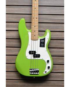 Fender Limited Edition Player P Bass Electron Green