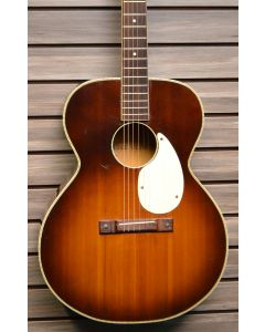 Kay 6116 Rope 60s Super Auditorium Acoustic Guitar Sunburst  SN2302