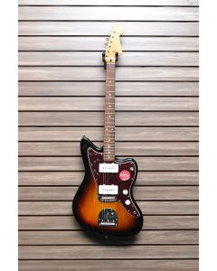 Squier Deluxe Jazzmaster Electric Guitar Sunburst TGF11