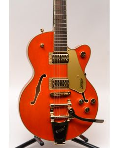 Gretsch G5655TG Electromatic Center Block Jr. - Orange Stain W/CASE SN 0073