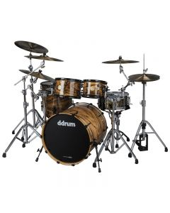 ddrum DS MPZ 522 GN Dios 5pc Shell Pack. Exotic Gloss Natural