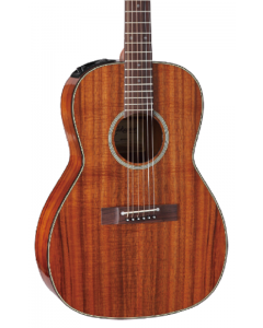Takamine Legacy EF407 Acoustic-Electric Guitar Natural w/ Case