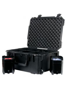 American DJ EPC600 Element PC6 6-Pack SKB Case for Element