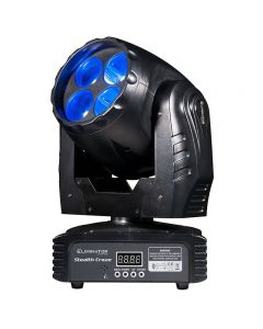 Eliminator STEALTHCRAZE 4X10W LED Mini Super Beam Moving Head