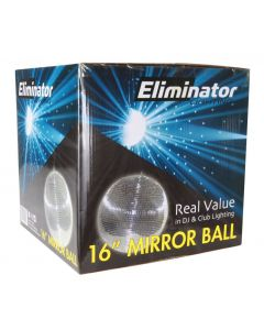 "Eliminator Em16 16"" Mirror Ball"