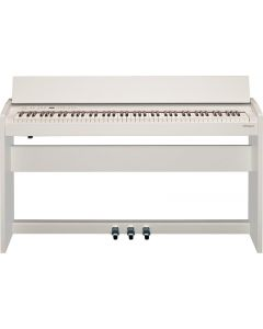Roland F-140 Digital Piano White bundle