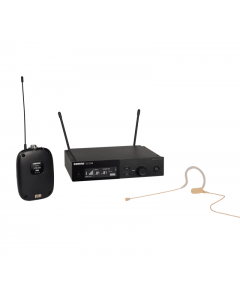 Shure SLXD14/153T-G58 Wireless System with SLXD1 Transmitter and MX153T Headworn Mic. G58 Band