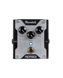 Randall  FACEPUNCH Overdrive Pedal