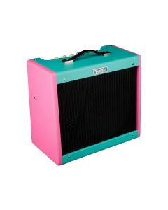 Fender Blues Jr IV TT Seafoam Pink Tube Guitar Amp
