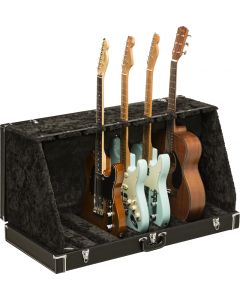 Fender Classic Series Case Stand. Black, 7 Guitar
