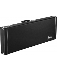 Fender Classic Series Wood Case - Jazzmaster/Jaguar, Black