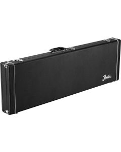 Fender Classic Series Wood Case. Mustang Duo Sonic, Black
