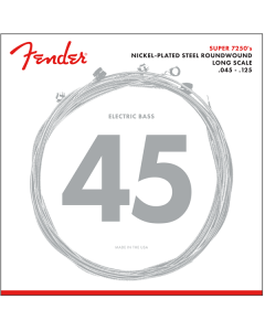 Fender 7250-5M Nickel Plated Steel Roundwound Long Scale 5-String Electric Bass