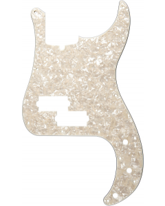 Fender White Pearl 13-Hole Modern-Style Standard Precision Bass Pickguard