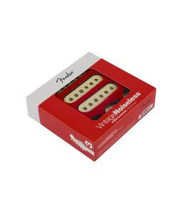 Fender Vintage Noiseless Strat Pickups (3) Aged White