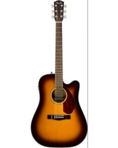 Fender CD-140SCE Acoustic/Electric Guitar Sunburst