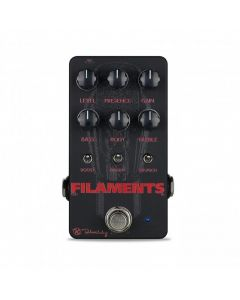 Keeley KFIL Filaments Distortion Overdirve Guitar Pedal