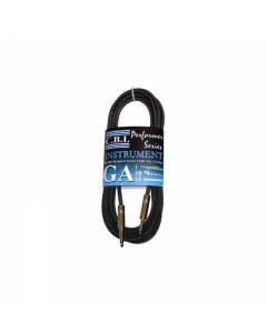 CBI GA1-20 1/4 to 1/4 20ft Instrument Cable