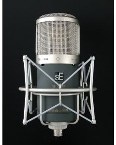 SE GEMINI-II Dual Tube Cardiod Condenser Mic With Shockmount and Case