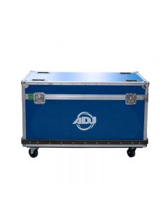 American DJ DS4252 DS4RAFC24 Flight Case 24 Right Angle Sec with Wired Digital Communication Network