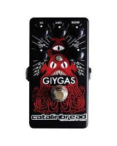Catalinbread Giygas Fuzz Guitar Effects Pedal