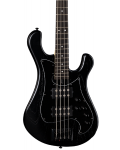 Dean Hillsboro Select Electric Bass. Black Satin
