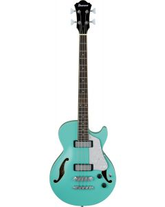 Ibanez AGB260SFG Artcore 4-String Electric Hollow Body Bass Sea Foam Green