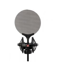 SE ISOLATION-PACK Shockmount and Pop Filter for X1 Series and SE2200