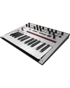 Korg Monologue Monophonic Analog Synthesizer With Presets Silver TGF33