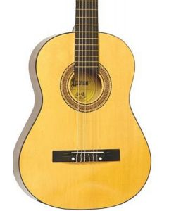 Lauren LA34N 34in Nylon String Acoustic Guitar. Natural