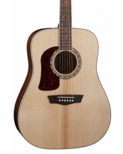Washburn HD10SLH-O Heritage 10 Series Left Handed Dreadnought Acoustic Guitar