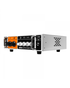 Orange Amplifiers Little Bass Thing White