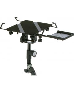 Quik Lok LPH-X Laptop Holder for X Stands