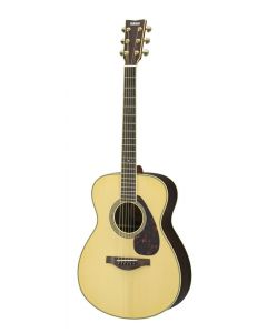 Yamaha LS6R Concert Acoustic-Electric Guitar Natural TGF11
