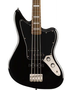 Squier Classic Vibe Jaguar Bass. Laurel FB, Black