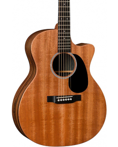Martin GPCX2AE Macassar Acoustic-Electric Guitar Natural