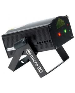 American DJ 3D Red/Green Laser Effect