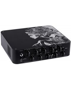 Darkglass Microtubes 900 V2 Medusa 900W Bass Amp Head Black TGF11