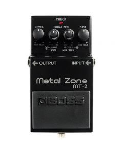 Boss MT-2 3a 30th Anniversary Metal Zone Distortion Guitar Pedal