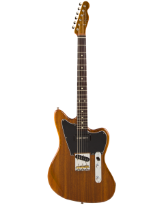 Fender Mahogany Offset Telecaster Electric Guitar Natural