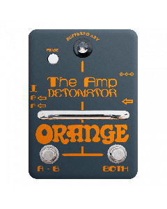 Orange Amp-Detonator ABY Amp Switcher Guitar Pedal