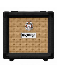 Orange PPC108-BK 20-watt Guitar Closed-Back Speaker Cabinet