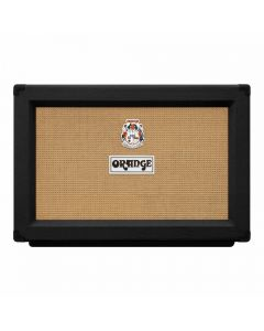 Orange PPC212C 120w 2x12 Closed back Guitar Speaker Cabinet Black