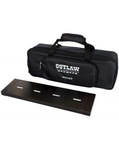 Outlaw Effects Nomad Rechargeable Powered Pedalboard Small