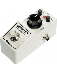 Ibanez BTMINI Mini Booster Guitar Effects Pedal