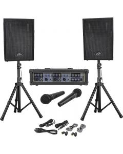 Peavey Audio Performer Pack Portable PA TGF33