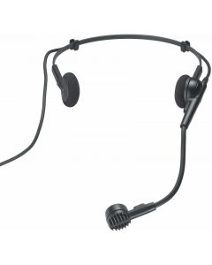 Audio-Technica PRO 8HECW Hypercardioid Dynamic Headset Microphone