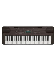 Yamaha PSR-E360 61-Key Portable Keyboard Walnut