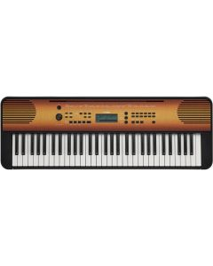Yamaha PSR-E360 61-Key Portable Keyboard Maple